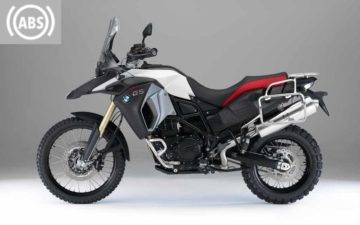 BMW F800GSA (Adventure)