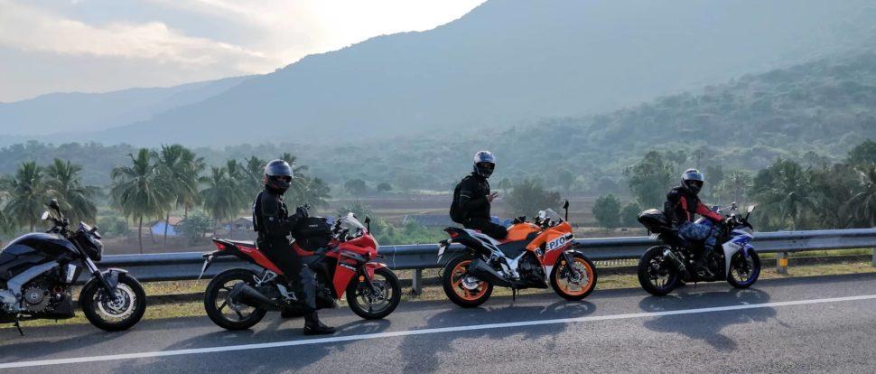 Большой выбор мотоциклов